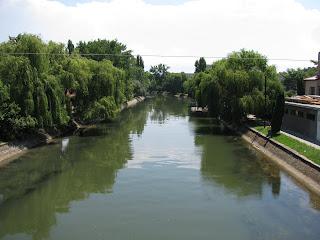 Bega Canal, Timişoara