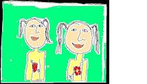 e-livro infantil sobre gémeos singulares