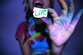 Live, love, and smile :)