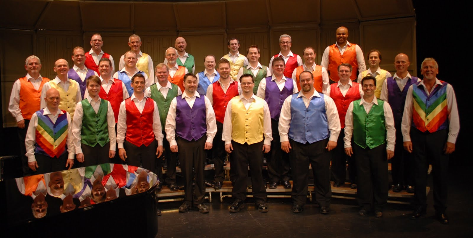 Grand Canyon Performing Arts - Phoenix Mens Chorus