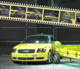 Δείτε Crash Tests από διάφορα μοντέλα αυτοκινήτων