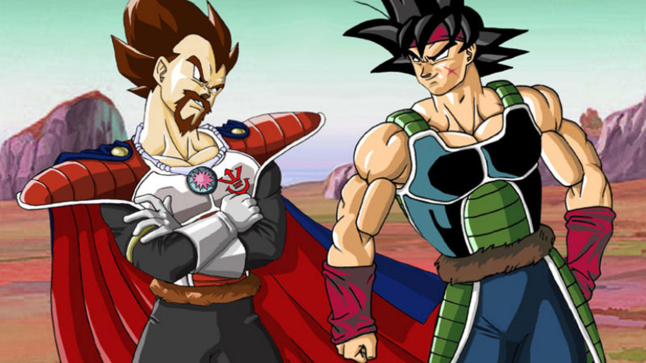 Vegeta And Bardock Related Keywords - Vegeta And Bardock ...
