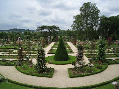 Une petite folie le jardin de bagatelle for Bagatelle jardin