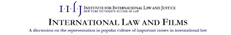 INTERNATIONAL LAW AND FILMS