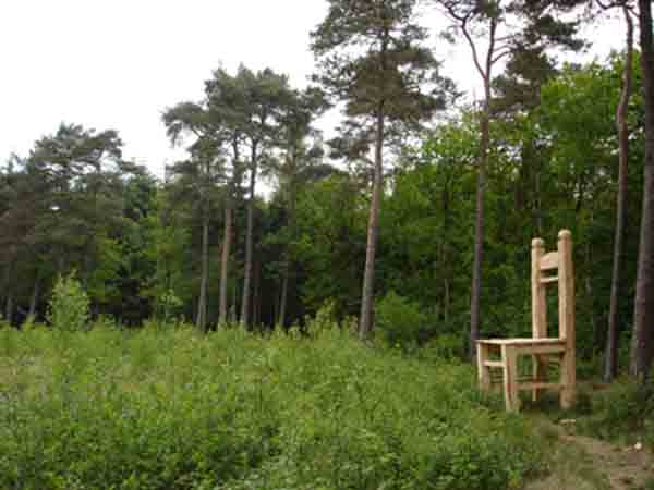 Art in Nature Symposium, Drenthe, The Netherlands 2005