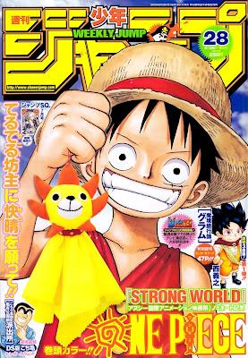 assistir - One Piece Mangá 588 - Português - online