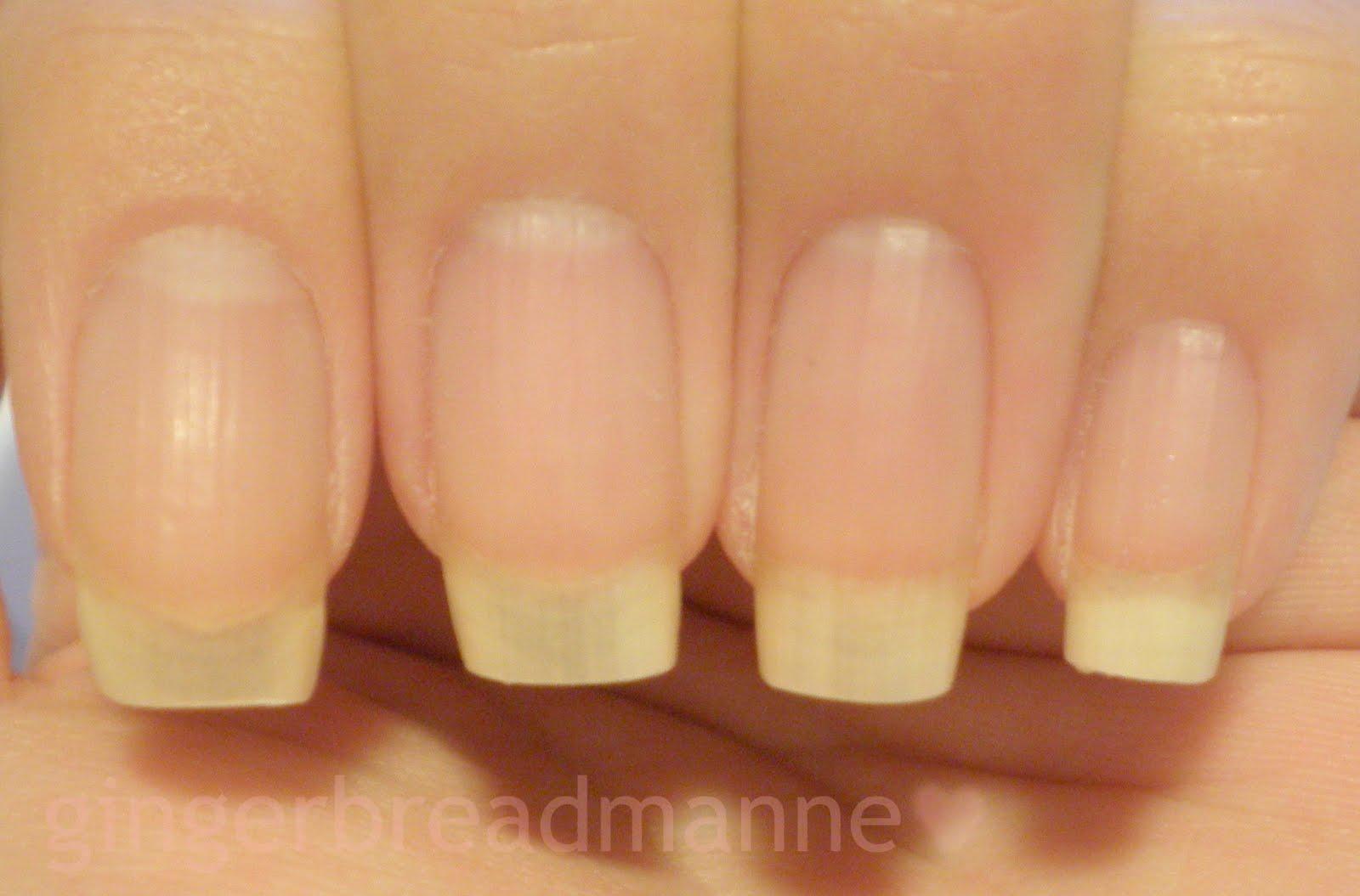 Квадратную форму ногтям