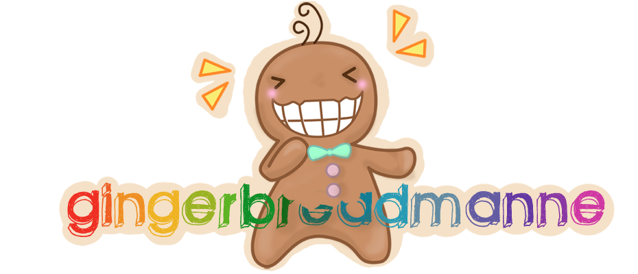 gingerbreadmanne ♥