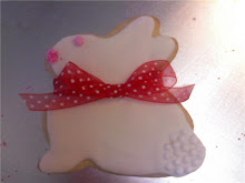 """Peter Cottontail"" Sugar Cookie"