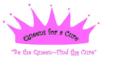 """Queens for a Cure"" RELAY FOR LIFE member"