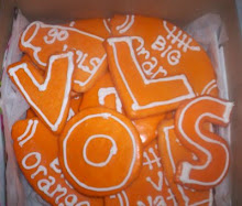 Tennessee VOLS---Go Big Orange!