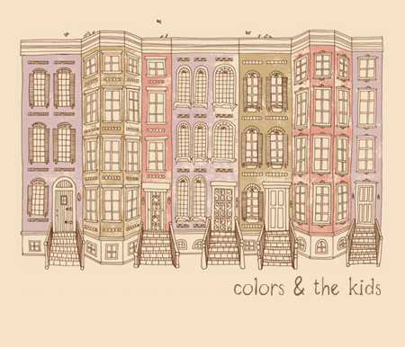 colors & the kids