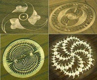 Ciri ciri dan Karakteristik Crop Circle yang Asli