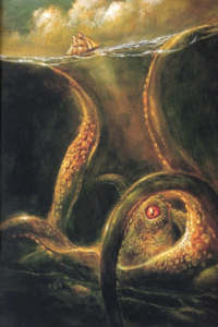 Legenda Kraken Sang Penguasa Lautan