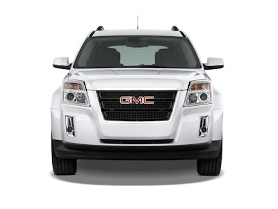2010 GMC Terrain SLT2 AWD Standard Features