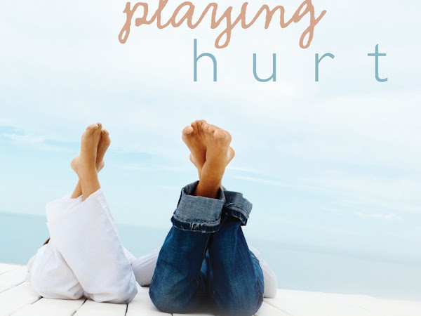 Book We Covet: Playing Hurt by Holly Schindler