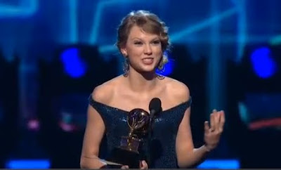 Taylor Swift Grammy Awards Grammys win album best country single screencaps images photos pictures screengrabs video capture