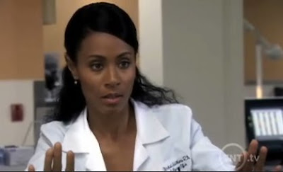 Jada Pinkett Smith Christina Hawthorne pilot nurse Healing Time screencaps images photos pictures screengrabs caps