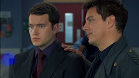 Captain Jack Harkness Ianto Jones John Barrowman Gareth David-Lloyd Torchwood Children of Earth screencaps pictures photos images screengrabs caps