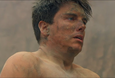 Captain Jack Harkness John Barrowman Torchwood Children of Earth Day 2 naked screencaps nude photos shirtless images pictures screengrabs captures