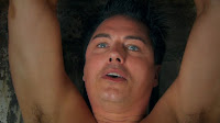 Captain Jack Harkness John Barrowman Torchwood Children of Earth Day 2 naked screencaps nude photos handcuffs chained up images pictures screengrabs captures