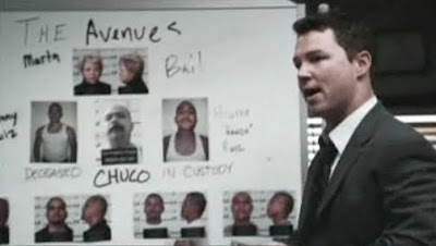 Southland canceled murder crime board screencaps images photos series