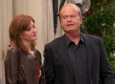 Kelsey Grammar Hank Pryor Melinda McGraw Tilly Pryor Hank pilot screencaps images photos pictures screengrabs captures