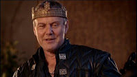 Merlin The Tears of Uther Pendragon screencaps images photos pictures screengrabs Anthony Head crown celebration