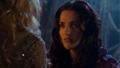 Merlin The Tears of Uther Pendragon screencaps Morgana evil witch Katie McGrath images photos pictures screengrabs