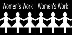 Isteri bekerja.