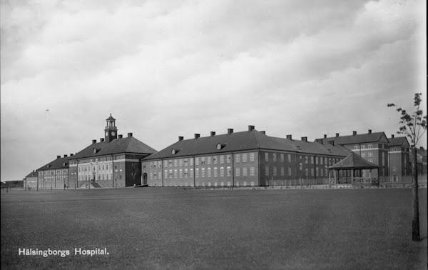 Hälsingborgs Hospital 1927