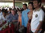 Bjudna på bröllop i Angkor, Kambodja
