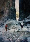 Samariavandring på Kreta