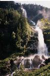 Stuibenfall, Ötztal, Österrike