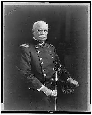 Major General Hugh Lenox Scott.  Image from the Library of Congress