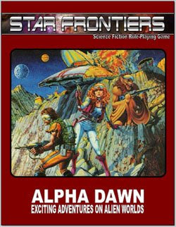 Old fashioned space opera, digitally remastered. Star Frontiers.