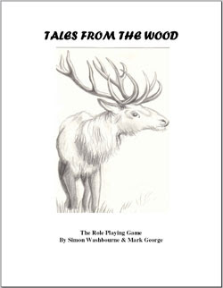 Go natural in Tales From The Wood Simon Washburn and Mark George