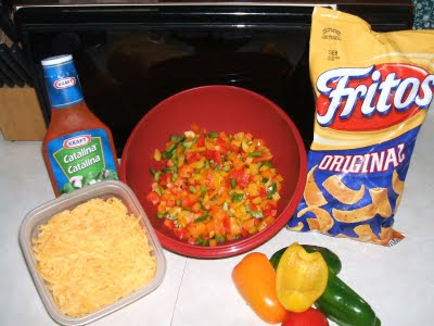 corn and corn chip salad corn chip salad 3 confetti corn chip salad ...