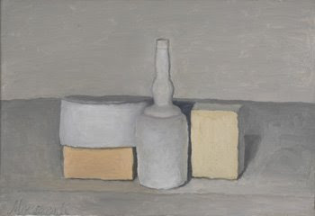 giorgio morandi paintings
