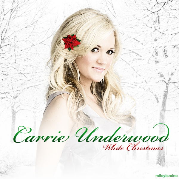 Carrie Underwood Album Cover Cowboy. Carrie Underwood - White