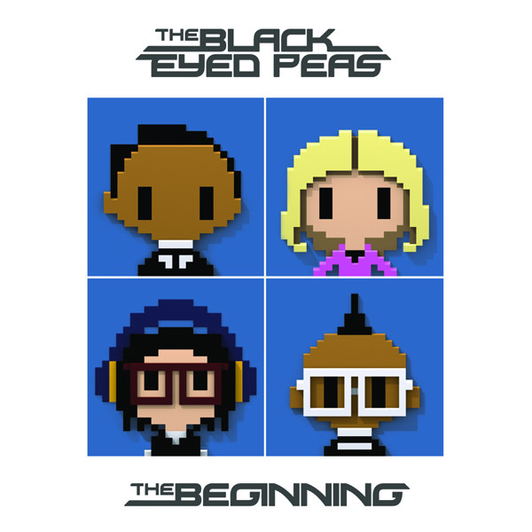 black eyed peas beginning album artwork. Black Eyed Peas - The