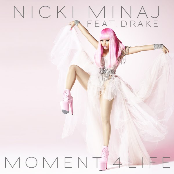 Nicki Minaj Blue Moment 4 Life