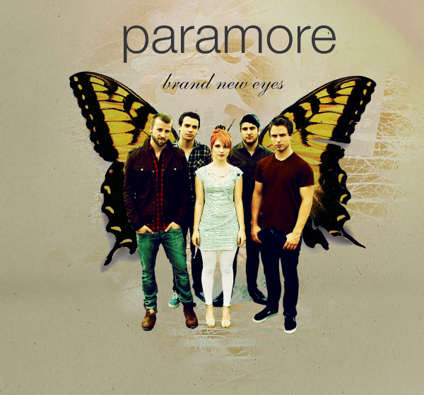 paramore paramore album cover - photo #11