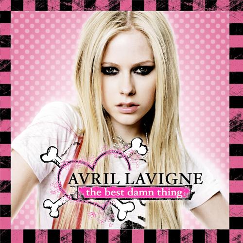 avril lavigne best damn thing cover. Avril Lavigne - The Best Damn