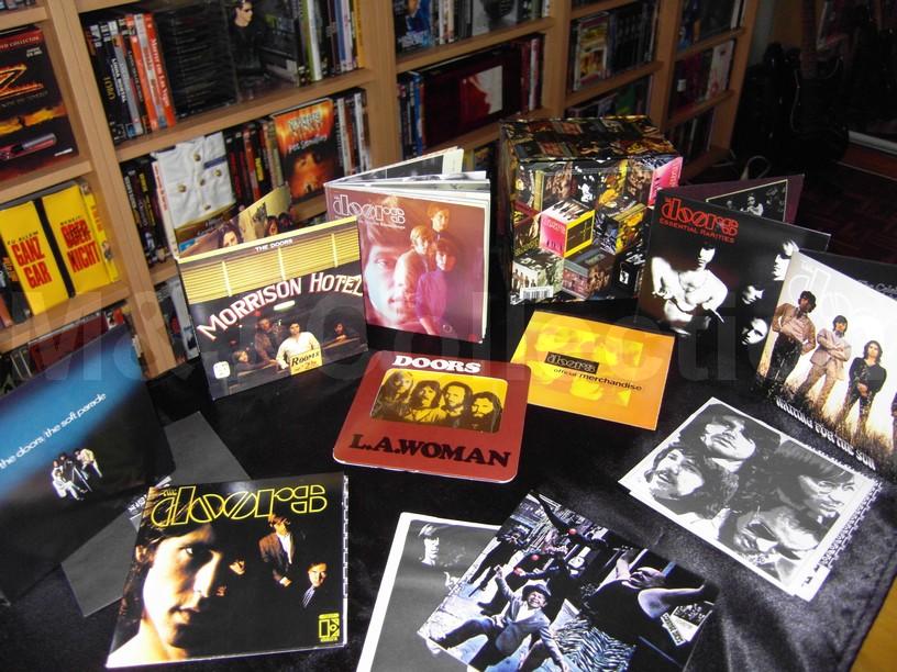 The Doors - The Complete Studio Recordings & Mu0026Ju0027s Collection: The Doors - The Complete Studio Recordings