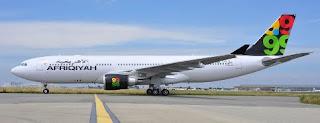 Afriqiyah A330-200