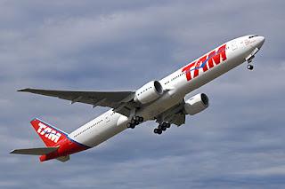 TAM Boeing 777-300ER