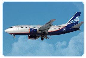 Aeroflot-Nord B737-500