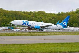XL Airways B737-900ER