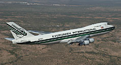 Evergreen International B747